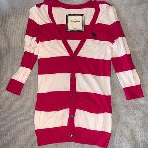 Abercrombie Kids 3/4 sleeve cardigan